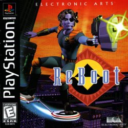 reboot front cover