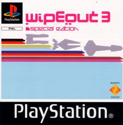 wipeout 3 front covers