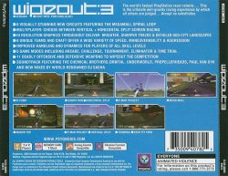 wipeout 3 back covers