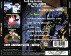 Millennium Soldier back cover