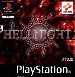 Hell Night front cover