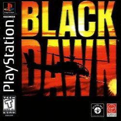 Black Dawn front cover