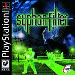 Syphon Filter front cover