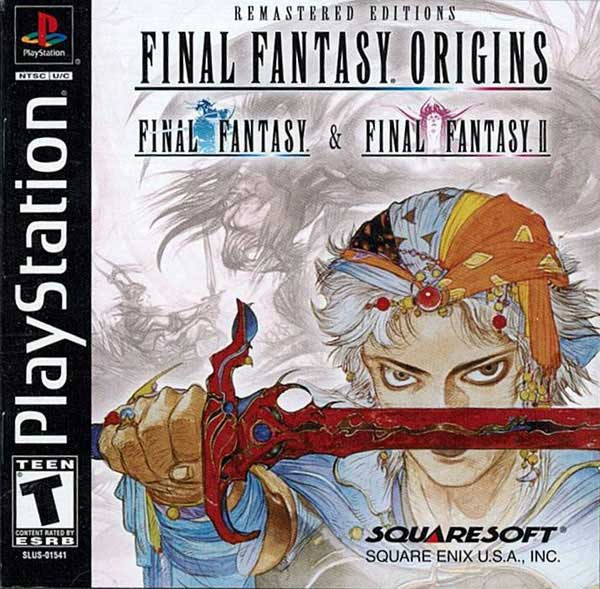 Final Fantasy Origins 1&2