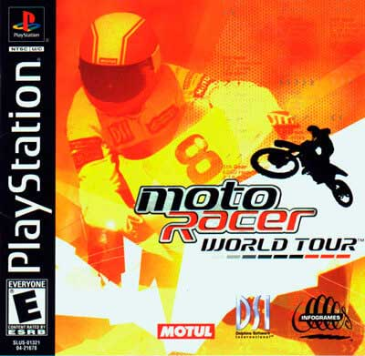 Moto Racer 3: World Tour