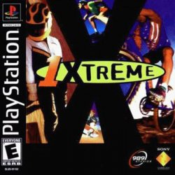 1 Xtreme front cover