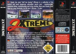 2Xtreme back cover
