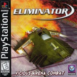 eliminator front cover