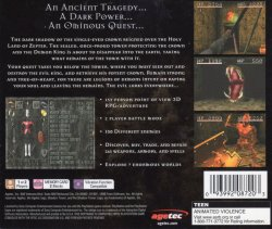 Shadow Tower back cover