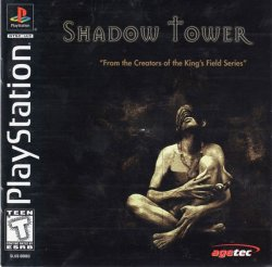 Shadow Tower front cover