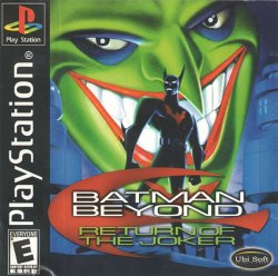 Batman Beyond - Return of the Joker front cover