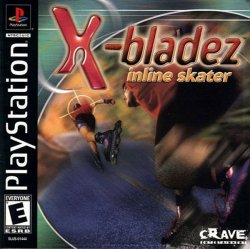 X-Bladez - Inline Skater front cover