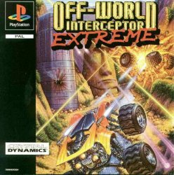 Off-World Interceptor Extreme front cover