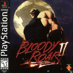 Bloody Roar 2 front cover