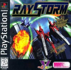 raystorm front cover
