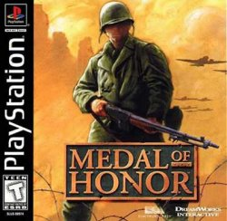 Medal of honor front cover