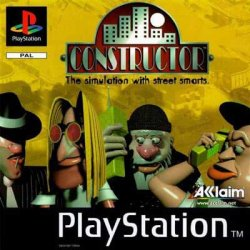 Constructor front cover