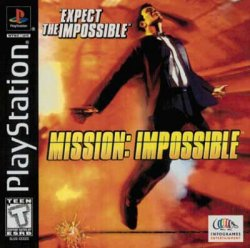 Mission Impossible front cover