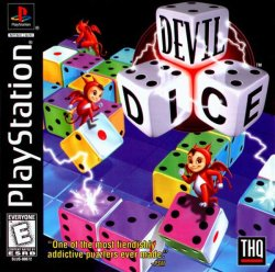 Devil Dice front cover