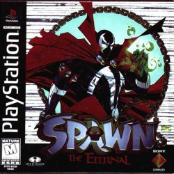 Spawn: The Eternal front cover