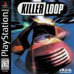 Killer Loop front cover