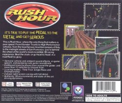 Rush Hour back cover