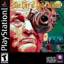 The City of Lost Children front cover