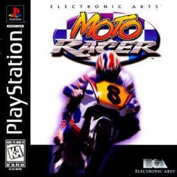 Moto Racer front cover