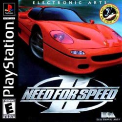 Need for Speed 2 front cover