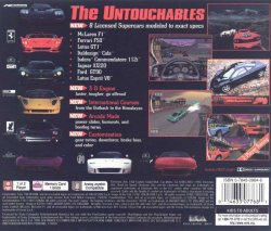 Need for Speed 2 back cover