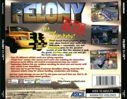 Felony 11-79 back cover