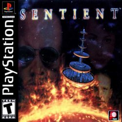 Sentient front cover