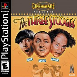 The Three Stooges front cover