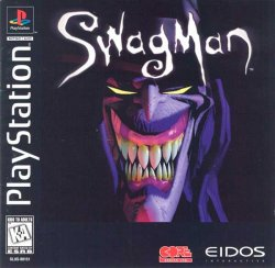 Swagman front cover