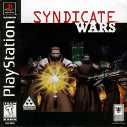 Syndicate Wars front cover