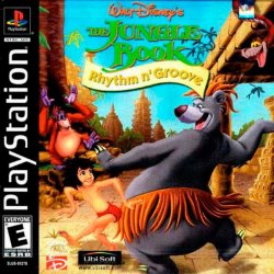 Walt Disney's The Jungle Book: Rhythm n' Groove front cover