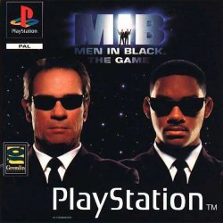 Men in Black: The Game front cover