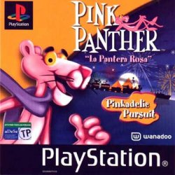 Pink Panther: Pinkadelic Pursuit front cover