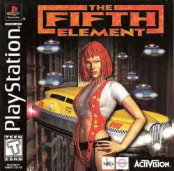The Fifth Element front cover