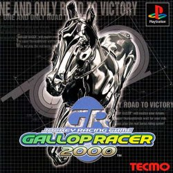 Gallop Racer 2000 front cover
