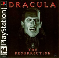 Dracula: The Resurrection front cover