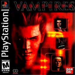 Countdown Vampires front cover