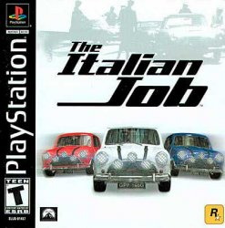The Italian Job front cover