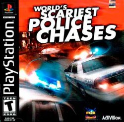 World's Scariest Police Chases front cover