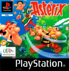 Asterix front cover