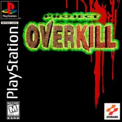 Project Overkill front cover