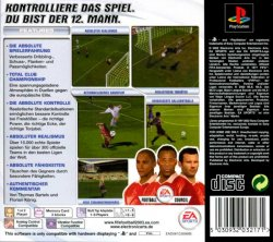 FIFA Soccer 2003 back cover