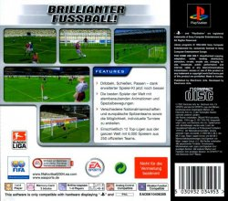 fifa 2004 back cover