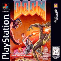 Doom front cover