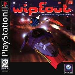 wipeout 1 front covers